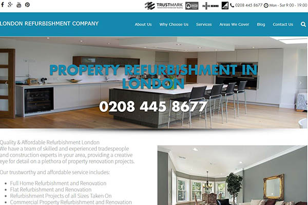 London Refurbishment Company